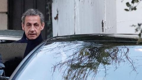 Sarkozy blasts 'lack of evidence' for corruption charges