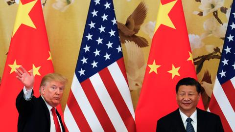 Beijing vows reprisals as Trump prepares China trade sanctions
