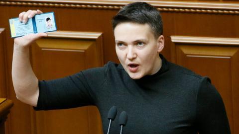Ukraine detains war hero over suspected coup plot
