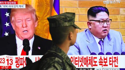Seoul says North Korea agrees to hold summit preparation talks on March 29