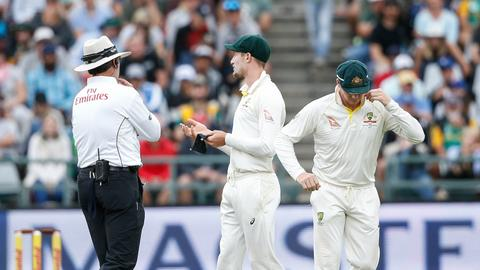 Australia admit ball tampering in stunning confession