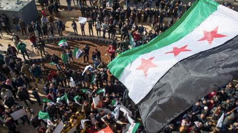 Syrians in Tal Rifaat demand Turkey to free their town like Afrin