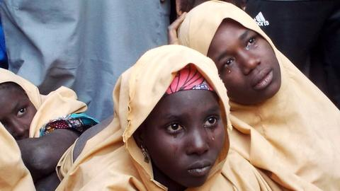 Nigerian town awaits release of Christian girl held by Boko Haram