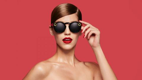 Snapchat introduces video recording sunglasses