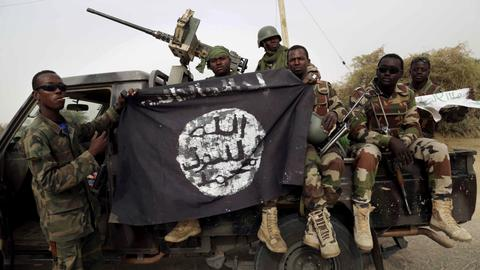 Nigeria says talking to Boko Haram about possible ceasefire