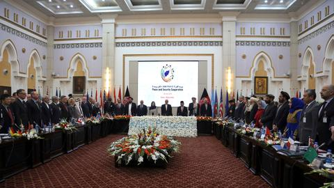 Afghan peace conference kicks off in Tashkent in absence of Taliban