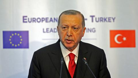 Erdogan says EU expansion without Turkey would be 'grave mistake'