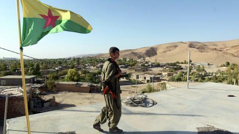 Five questions on Sinjar