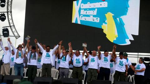 Colombian government, rebel group FARC to sign historic deal