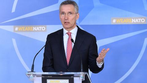 NATO limits size of Russian mission, expels diplomats