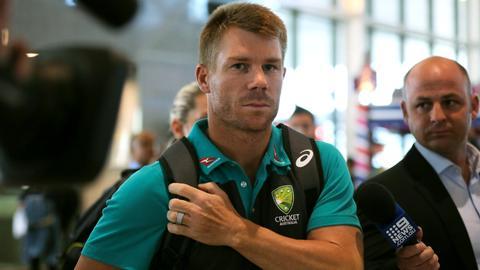 Australia's David Warner loses a sponsor over cheating scandal