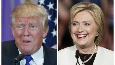 Trump and Clinton to spar in long-anticipated debate