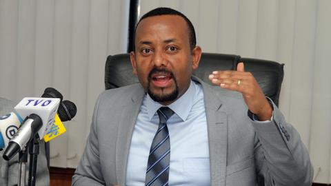 Ethiopia's ruling coalition names new chairman, set to be prime minister