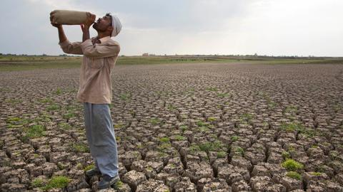 Why can't India's agricultural sector keep up with the rest of its economy?