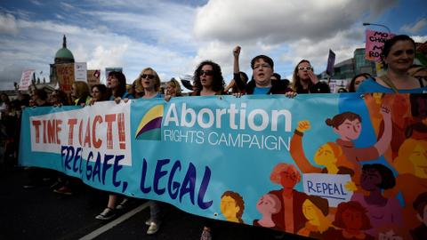 Ireland to hold abortion referendum on May 25