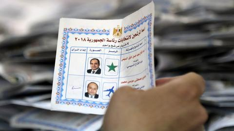 Egypt counts votes, with all eyes on turnout for Sisi's victory
