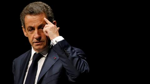 France's Sarkozy to face trial for corruption, influence peddling