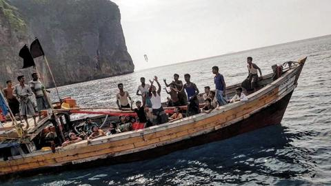 Malaysia intercepts boat carrying Rohingya Muslims