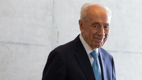 The death of Shimon Peres marks the end of an era for Israel