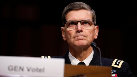 US in robust dialogue with Turkey over Syria - says Votel