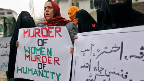 The systematic use of rape as a weapon of war in Kashmir