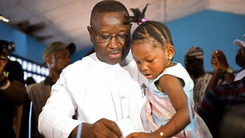 Maada Bio elected as Sierra Leone's new president