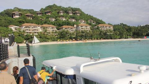 Philippines shuts popular Boracay island to tourists for six months