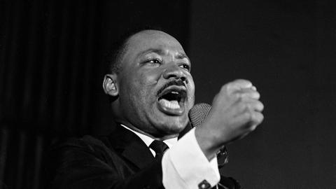 Martin Luther King Jr. was a subversive activist critical of US imperialism