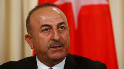 Turkey against nuclear weapons, not nuclear energy says Turkish FM