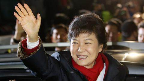 S Korea's ex-president Park jailed for 24 years over corruption