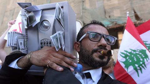 Lebanon's elections, shake up or shake down?