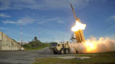 China again warns against US THAAD system in South Korea