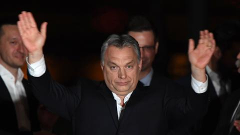 Hungary PM Viktor Orban declares election victory