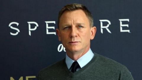 Daniel Craig still 1st choice for James Bond, says producer