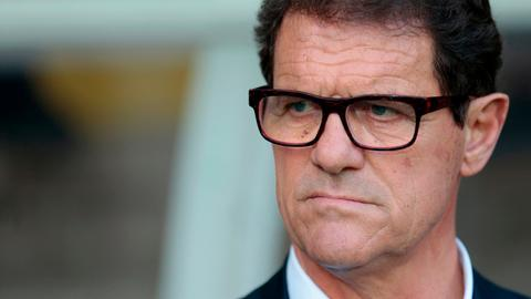 Fabio Capello announces his retirement from coaching