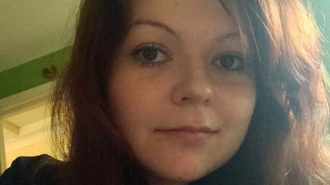 Yulia Skripal discharged from UK hospital