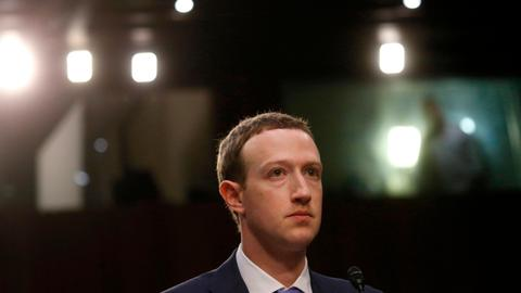 Zuckerberg says Facebook in 'arms race' with Russia