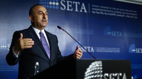 European law should include Islamophobia, Turkish FM says