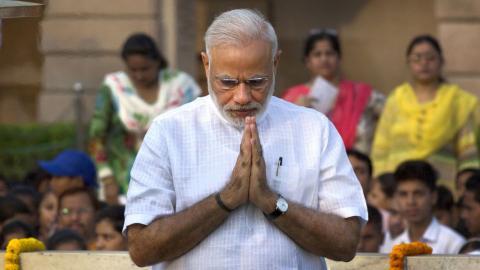 India ratifies historic Paris climate deal