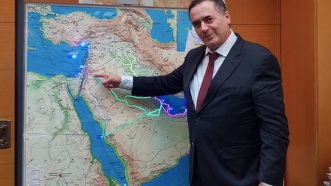 Tel Aviv seeks revival of Hejaz railway track to link Israel with the Gulf