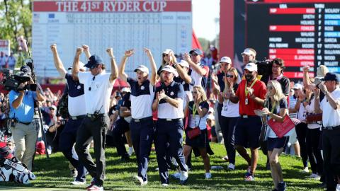 USA wins Ryder Cup after 8 years