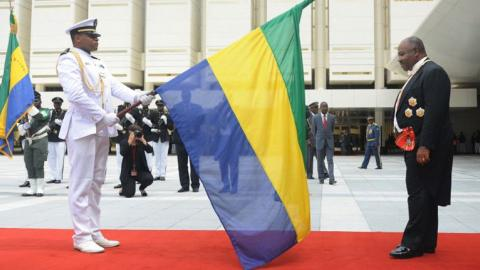 Gabon names new cabinet after disputed elections