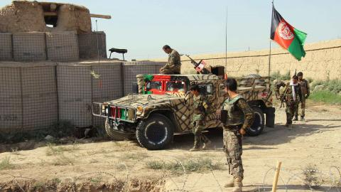 Taliban gain ground in northern Afghan city of Kunduz