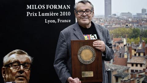 Oscar-winning director of 'Cuckoo's Nest' and 'Amadeus' dies aged 86