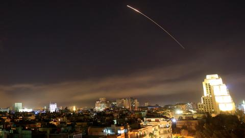 Western strikes on Syria are nothing more than theatrics