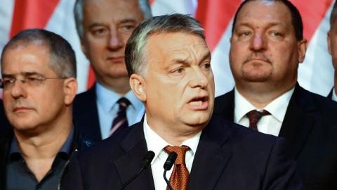 Hungary's Orban asked to resign after void referendum