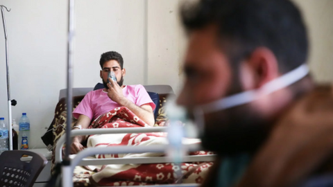 Syria gas survivors wonder if US-led action is game changer