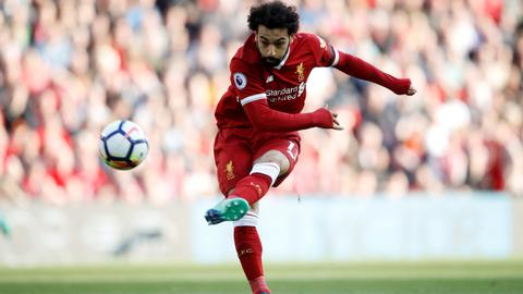Salah hits 40 goal mark as Liverpool beat Bournemouth in Premier League