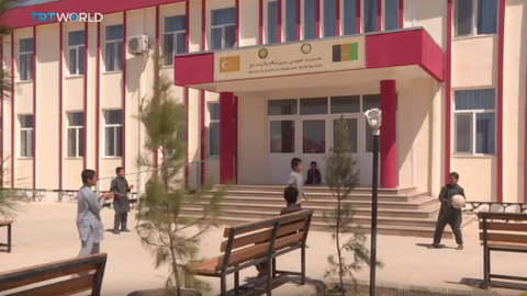Turkey reaches out to orphans in Afghanistan