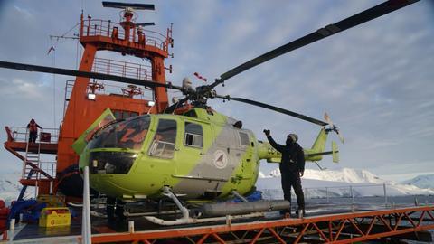 Turkey's Antarctic expedition reaches its last leg
